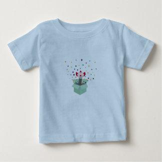 Clown in a box baby T-Shirt