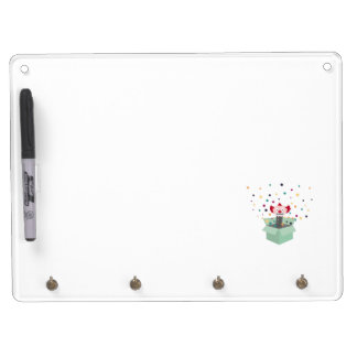 Clown in a box Dry-Erase boards
