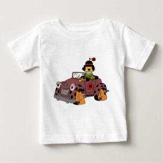 Clown in Car Baby T-Shirt