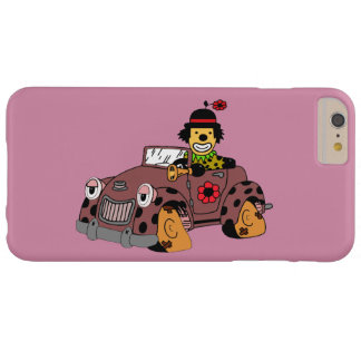 Clown in Car Barely There iPhone 6 Plus Case