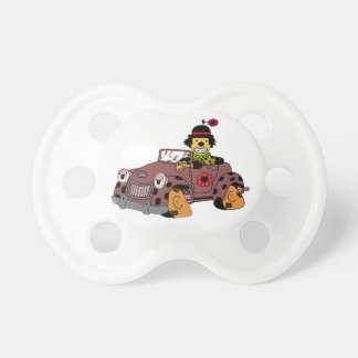 Clown in Car Pacifier