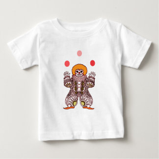 Clown Juggling Baby T-Shirt