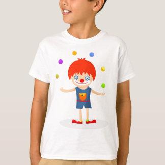 clown juggling T-Shirt