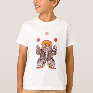 Clown Juggling T-Shirt