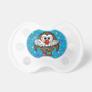 clown owl pacifier