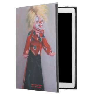 "Clown/Pallaso/Clown iPad Pro 12.9"" Case"