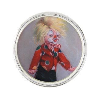 Clown/Pallaso/Clown Lapel Pin