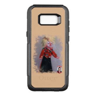 Clown/Pallaso/Clown OtterBox Commuter Samsung Galaxy S8+ Case