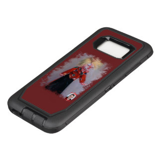 Clown/Pallaso/Clown OtterBox Defender Samsung Galaxy S8 Case