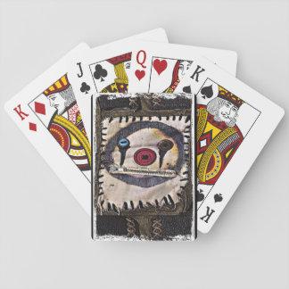 Clown Patch Card Deck