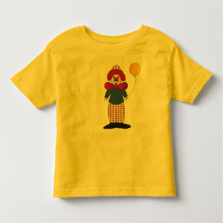 Clown Pippo Toddler T-shirt