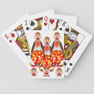 Clown Playing Card Deck