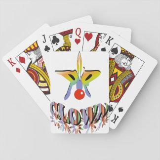 CLOWN playingcard Poker Deck