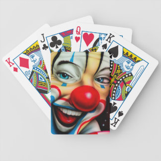 Clown Poker Deck