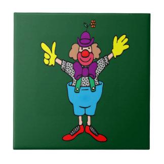 Clown Tile