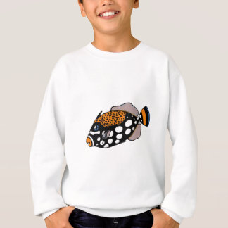 Clown Triggerfish Sweatshirt