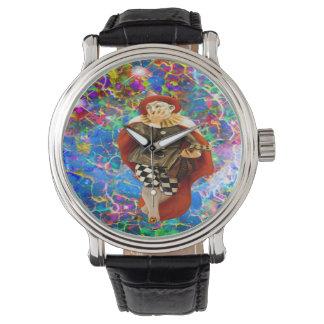 Clown Troubadour Watch