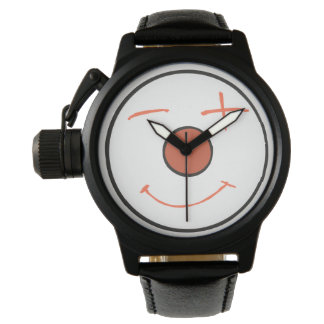 Clown Wrist Watch