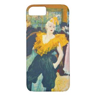 Clownesse Cha-U-Kao 1895 iPhone 7 Case