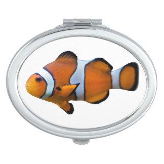 Clownfish Compact Mirror