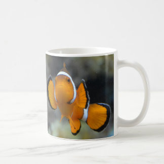 clownfish facing front coffee mug