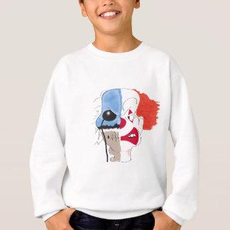 clownmark sweatshirt