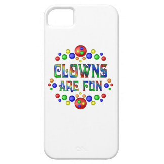 Clowns are Fun Case For The iPhone 5