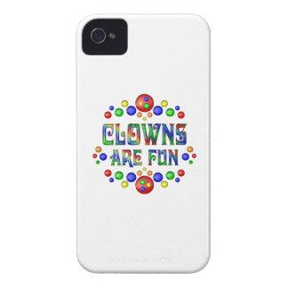 Clowns are Fun iPhone 4 Case-Mate Cases