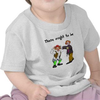 Clowns T Shirts
