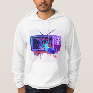 CLRFL MINDS Miami TELEVisionary Hoodie