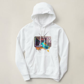 CLRFL MINDS  TELEVisionary Hoodie