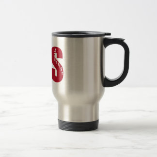 CLS (Big RED) CLINICAL LABORATORY SCIENTIST Travel Mug