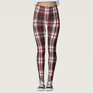 CLS Positively Plaid Leggings