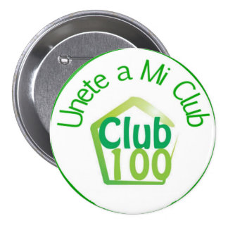 Club 100 Button