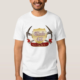 Club 49 American Apparel Muscle T-shirt (Fitted)