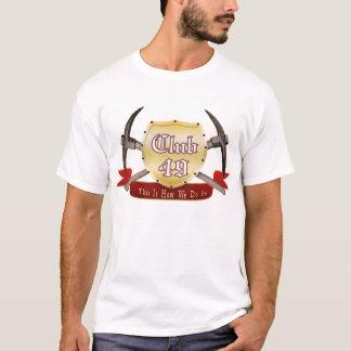 Club 49 Contrast Stitch T-shirt