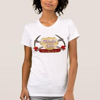 Club 49 Ladies Casual Scoop Shirt