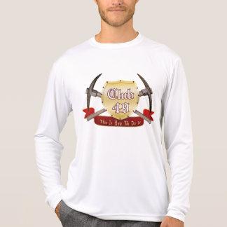 Club 49 Performance Micro-Fiber Long Sleeve T-Shirt