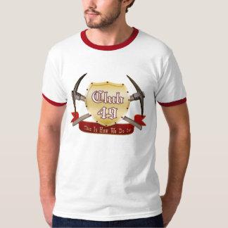Club 49 Ringer T-Shirt