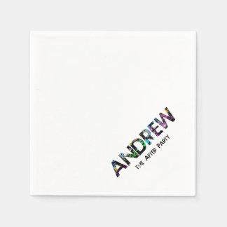 Club Andrew Disposable Napkin