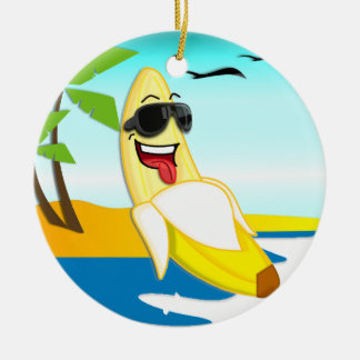 Club Bananas - Official Merchandise Ceramic Ornament