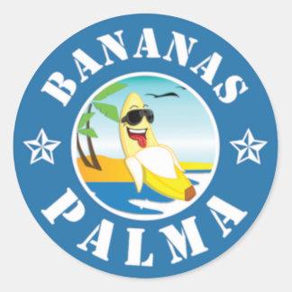 Club Bananas - Official Merchandise Round Sticker