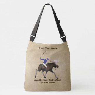 Club de polo d'étoile du nord (orignal) sac ajustable