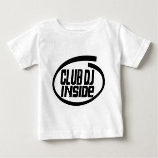 Club DJ Inside T Shirt