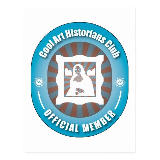 Club frais d'historiens d'art carte postale