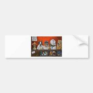 Club K9 Bumper Sticker