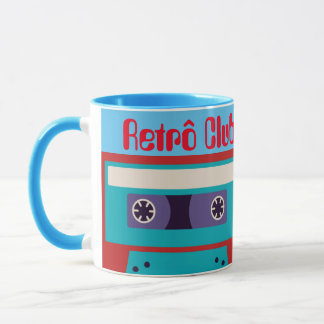 Club mug Backward Music Ribbon