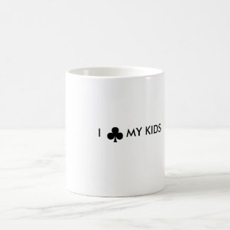CLUB MY KIDS COFFEE MUG