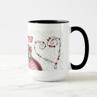 Club Red Mug Design #222