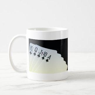 Club Royal Flush Mug